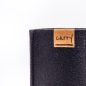 Preview: CARRY Sleeve - schwarz Made in Germany