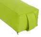 Preview: Yoga and Pilates Bolster rectangle small GOTS Made in Germany