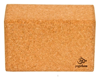 Yoga block cork - medium