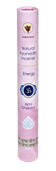 Ayurvedic incense sticks - energy