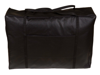 YogiDelux - special bag for pure wool mats - black