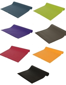 Yoga mat - seconds - PVC - 183 - 200 x 80 x 0,45 cm Made in Germany