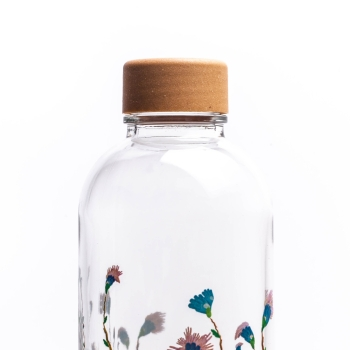 Glastrinkflasche CARRY 1 l HANAMI
