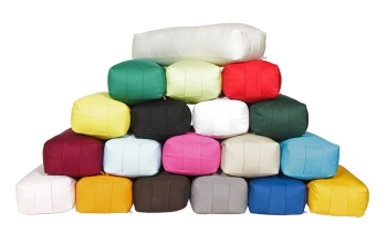 Yoga und Pilates Rechteckbolster Made in Germany