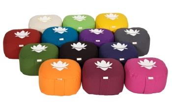 Yogakissen oval Lotus Stick BASIC