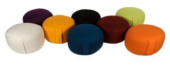 Meditation cushion - rondo big - GOTS Made in Germany