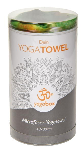Yoga Aktive Towel Made in Germany