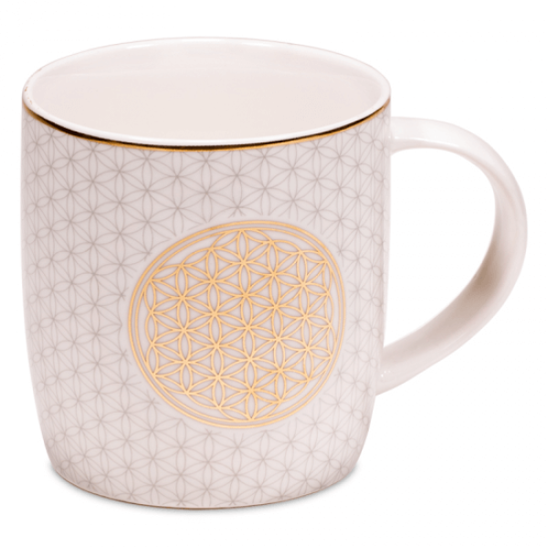 Set of teacups Flower of Life