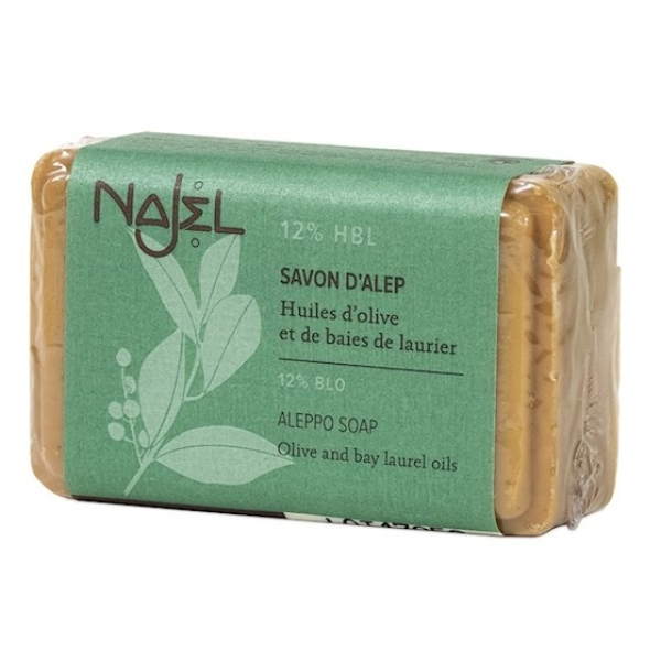 100g Aleppo soap laurel oil 12%