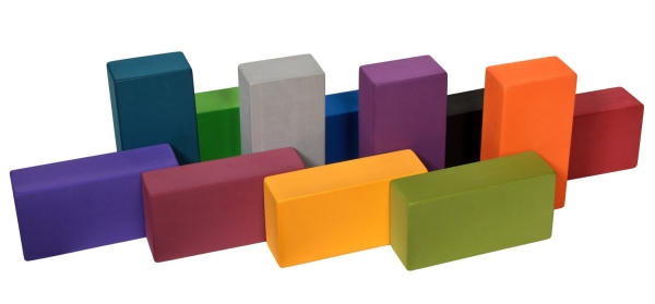 Yogaklotz / Yoga Block high density